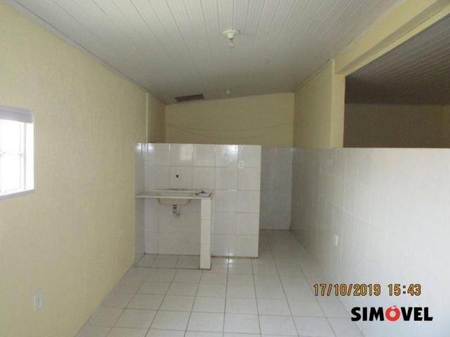 Apartamento com 2 dormitórios para alugar, 35 m² por R$ 700,00/mês - Riacho Fundo - Riacho - Foto 4