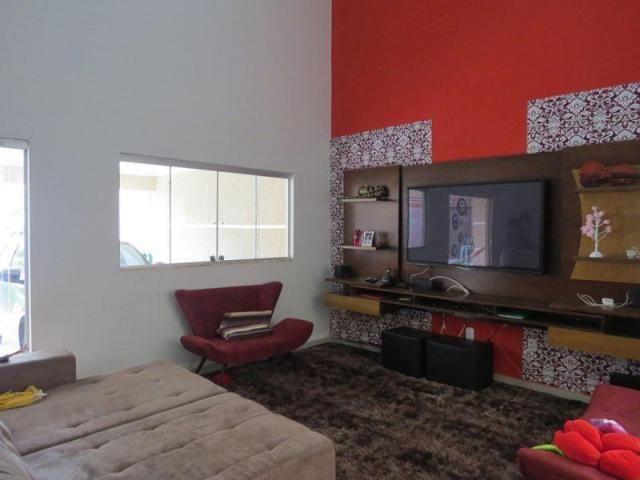 Casa a venda / condomínio jardim europa ii / 04 quartos / churrasqueira / aceita imóvel no - Foto 4