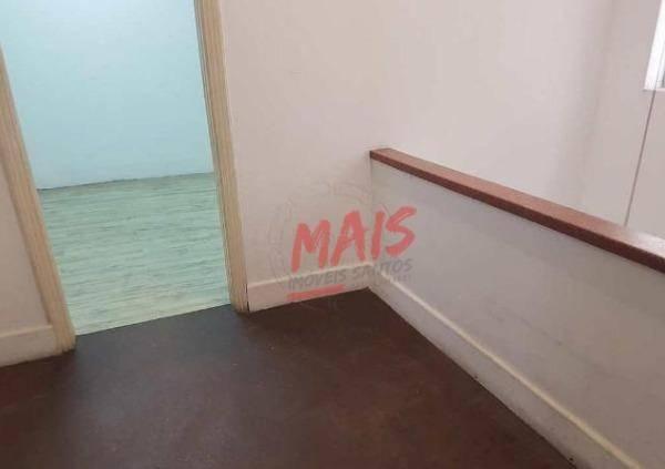 Sobrado comercial para alugar, 530 m² - Vila Mathias - Santos/SP - Foto 9