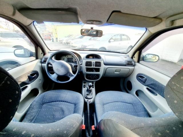 Renault clio hatch 2005 1.6 expression 16v gasolina 4p manual - Foto 12