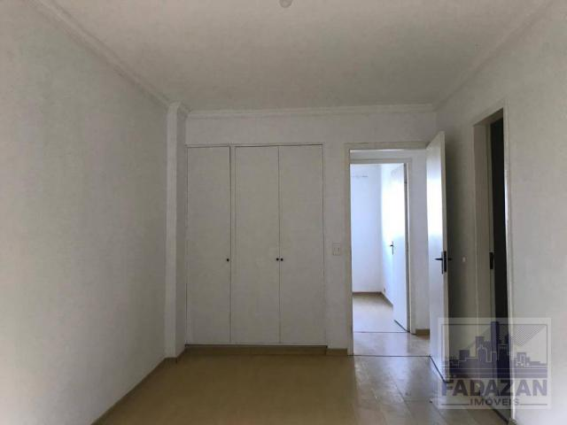 Apartamento para alugar, 87 m² por R$ 1.200,00/mês - Cristo Rei - Curitiba/PR - Foto 15