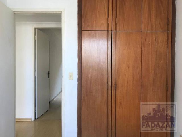 Apartamento para alugar, 87 m² por R$ 1.200,00/mês - Cristo Rei - Curitiba/PR - Foto 13