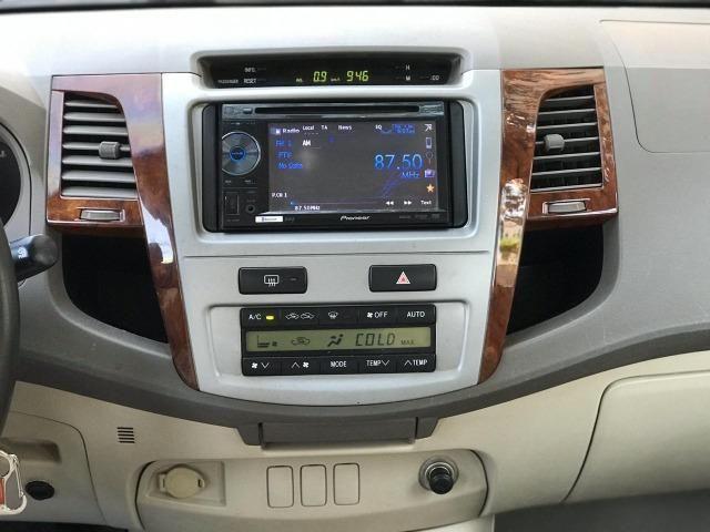 Toyota Hilux Sw4 srv 3.0 4x4 automatica - Foto 12