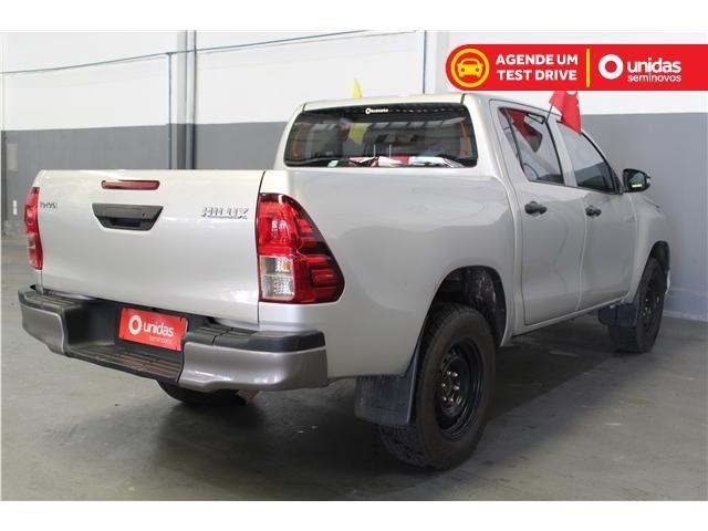 Toyota Hilux 2.8 std 4x4 cd 16v diesel 4p manual - Foto 5