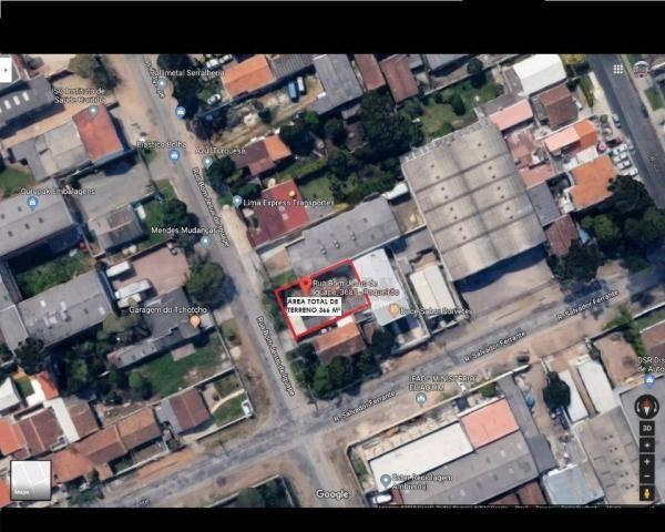 Terreno à venda, 366 m² por R$ 350.000,00 - Boqueirão - Curitiba/PR - Foto 2