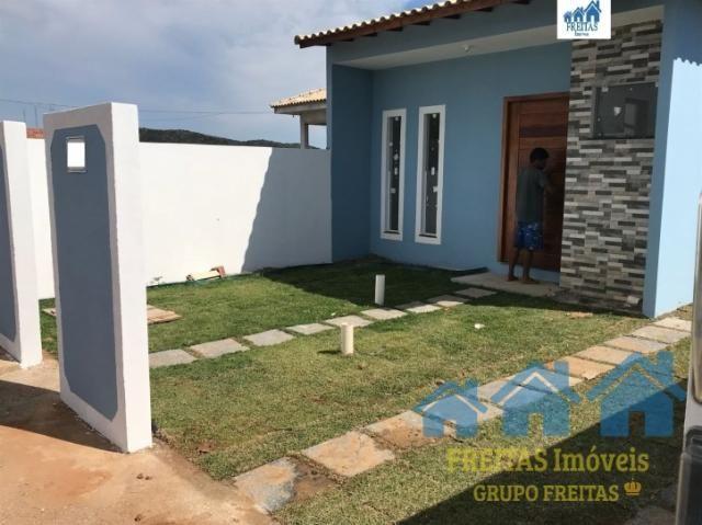 Imóvel Novo 03 Qts (01 suíte) e lavabo, Iguaba Grande - Foto 5