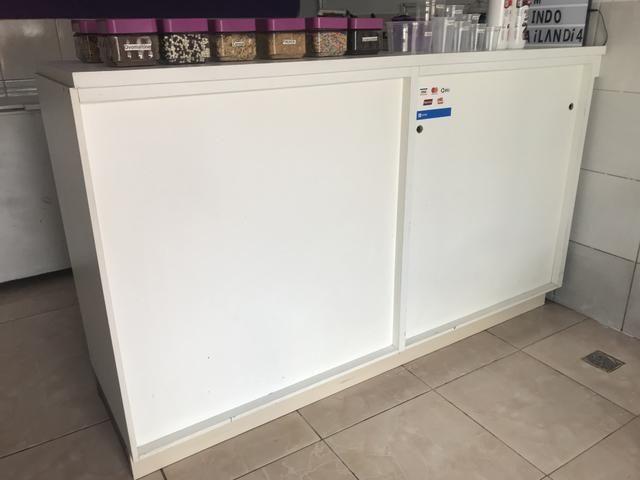 Balcão loja MDF