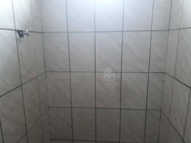 Casa com 1 dormitório para alugar, 40 m² por r$ 450,00/mês - capão raso - curitiba/pr - Foto 11