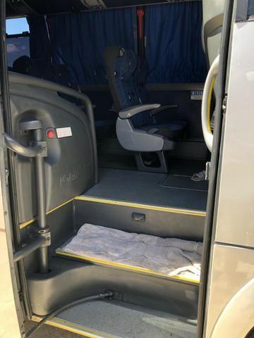 Vendo Micro-Ônibus Volare Motor DW9 - Foto 2