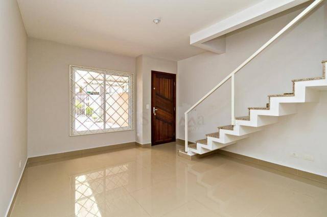 Sobrado com 2 dormitórios à venda, 70 m² por r$ 225.000,00 - ganchinho - curitiba/pr - Foto 13