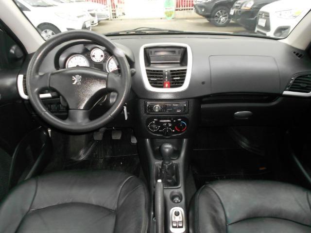 Peugeot 207 passion xr sport 1.4 flex 2010/2011 completo revisado lacrado - Foto 9