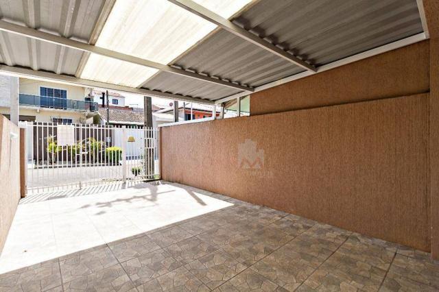 Sobrado com 2 dormitórios à venda, 70 m² por r$ 225.000,00 - ganchinho - curitiba/pr - Foto 6