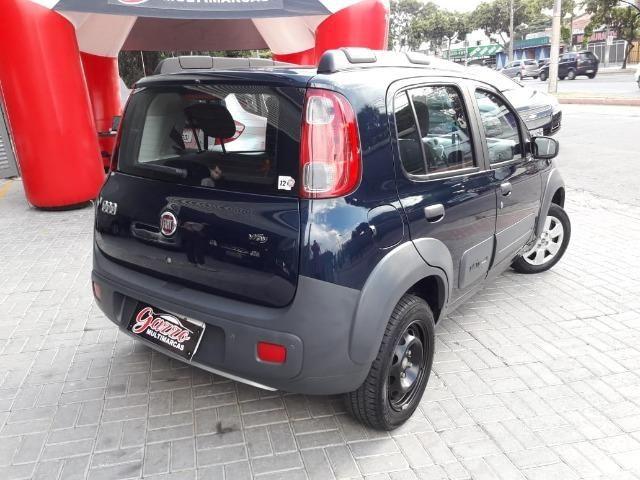 Fiat Uno Vivace Way 1.0 Flex 2014 - Foto 4