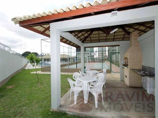 2 quartos com suíte em Colina de Laranjeiras - Foto 17