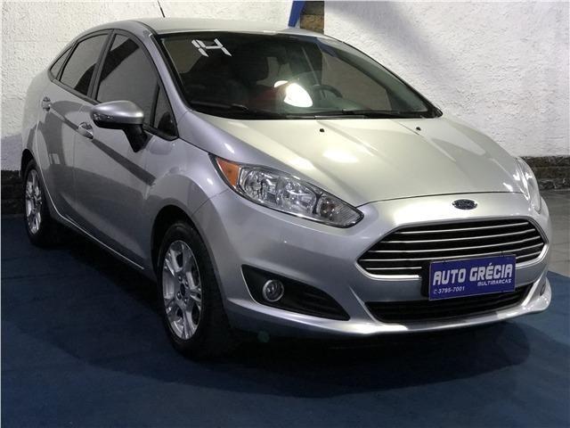 Ford New Fiesta Sedã PowerShift 1.6 2014 - Foto 3