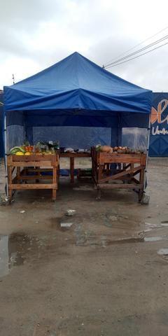 Tenda sanfonada 3x3 - Foto 3