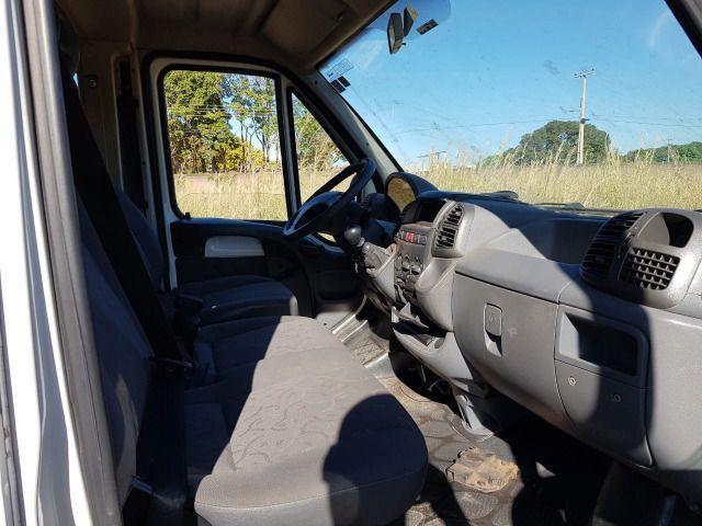 Van Peugeot Boxer 16 Lugares 2014 Aceito Oferta/Troca - Foto 9