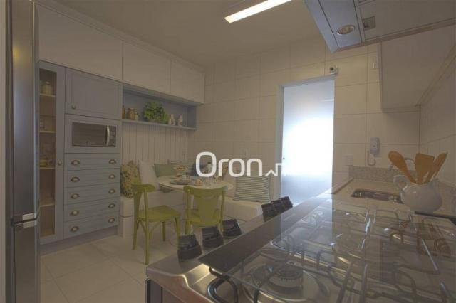 Apartamento com 3 dormitórios à venda, 118 m² por R$ 700.000,00 - Jardim Atlântico - Goiân - Foto 17