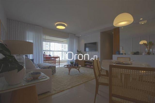 Apartamento com 3 dormitórios à venda, 118 m² por R$ 700.000,00 - Jardim Atlântico - Goiân - Foto 20