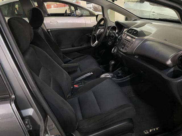 Honda Fit EX 1.5 flex automático completo 2014 - Foto 5