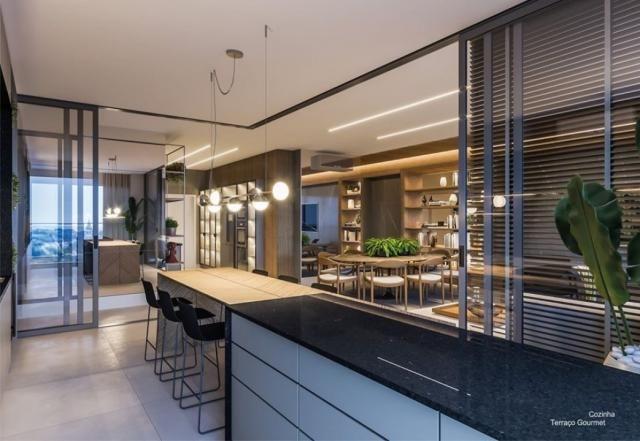 8290   Apartamento à venda com 3 quartos em Zona 02, Maringa - Foto 2