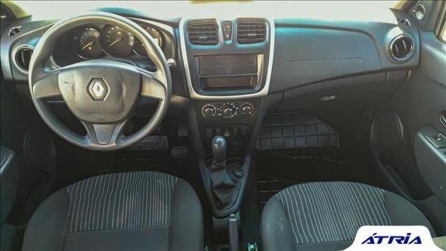 Renault Sandero 1.0 12v Sce Authentique - Foto 5