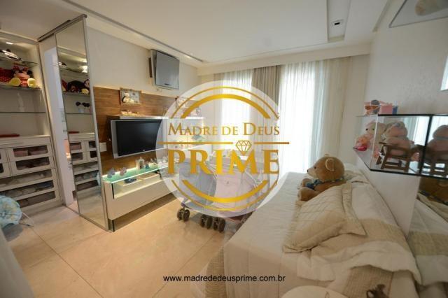 Apartamento com 4 dormitórios à venda, 326 m² - Meireles - Fortaleza/CE - Foto 17