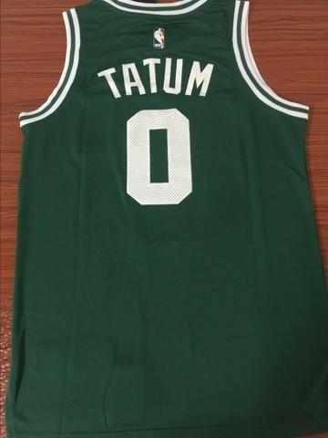 Regata basquete boston celtics tatum 0 - Foto 3