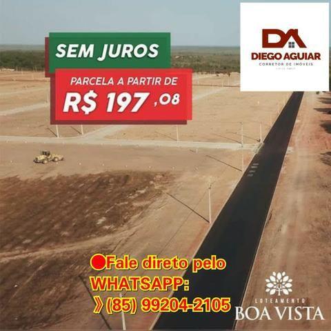 Loteamento A 10 Minutos de Fortaleza-CE as Margens da BR 116! - Foto 2