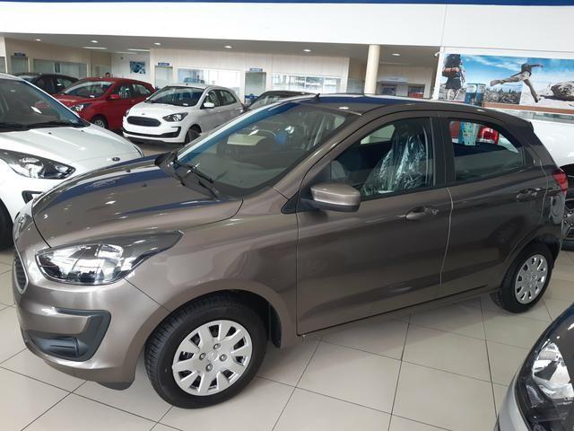 Oportunidade. Novo Ford Ka Hatch SE 1.0 Flex. Imperdível. Confira: - Foto 12