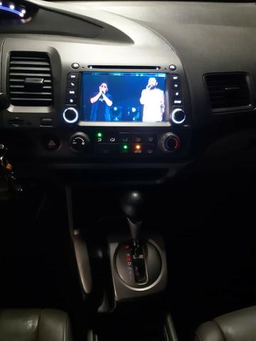 Honda Civic lxs automático - Foto 9