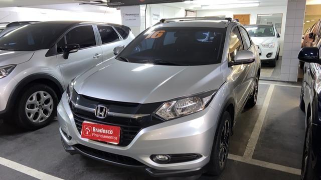 Honda HRv EX 1.8 Automatico Completo Udona revisada Apenas 48000km
