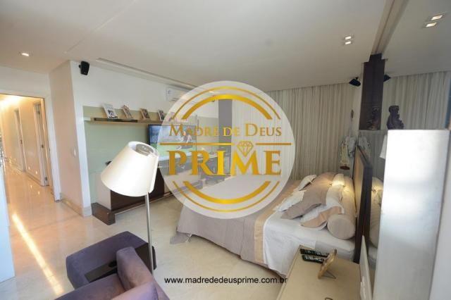 Apartamento com 4 dormitórios à venda, 326 m² - Meireles - Fortaleza/CE - Foto 8