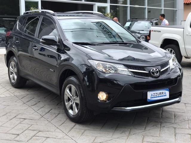 Toyota rav4 2.0 4x2 16v gasolina 4p qutomático 2015 - Foto 3