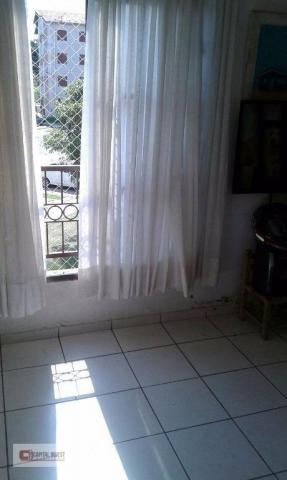 Apartamento residencial à venda, Vila 12 De Setembro, Jaguariúna - AP0396. - Foto 4