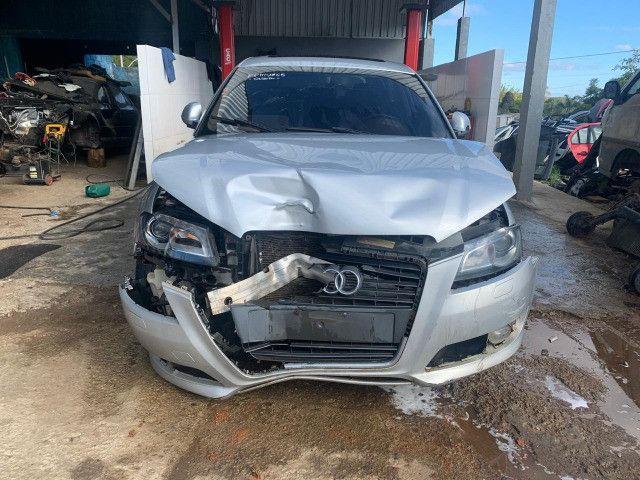 Audi A3 Sport 2.0 tfsi 200cv Sucata para retirada de peças - Foto 3