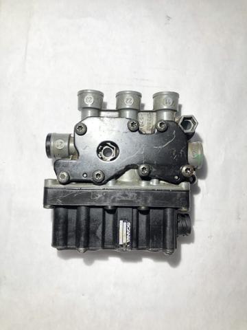 Válvula Suspensão a Ar Scania Série 5 (CONSULTE OUTRAS PEÇAS SCANIA) - Foto 2