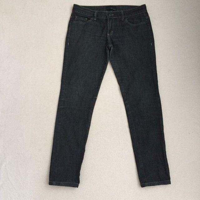 Calça jeans feminina Redley tamanho 42 - Foto 4