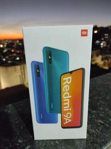 Mágico! Redmi 9A Da Xiaomi.. Novo Lacrado com Garantia e Entrega.