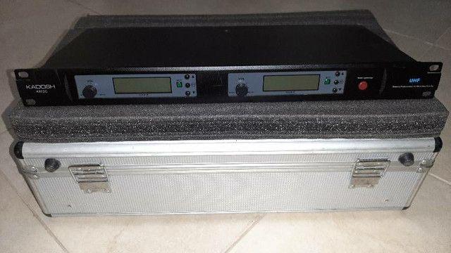 Microfone Kadosh K872C - Foto 3