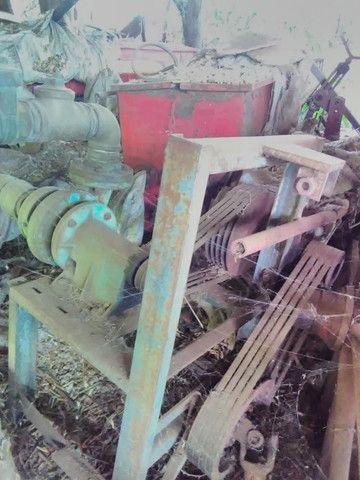 Sistema de Irrigação Completo - Bomba Tocada a Trator 60 CV - Foto 3