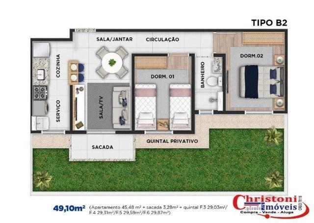 Pq dos IPÊS apartamento - Foto 9