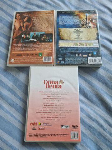 3 DVDs - Foto 2