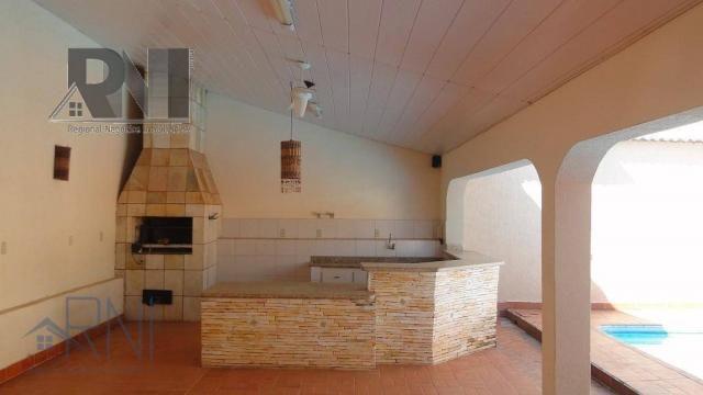 Casa com 5 dormitórios à venda, 580 m² por R$ 1.300.000,00 - São Benedito - Barra do Garça - Foto 9