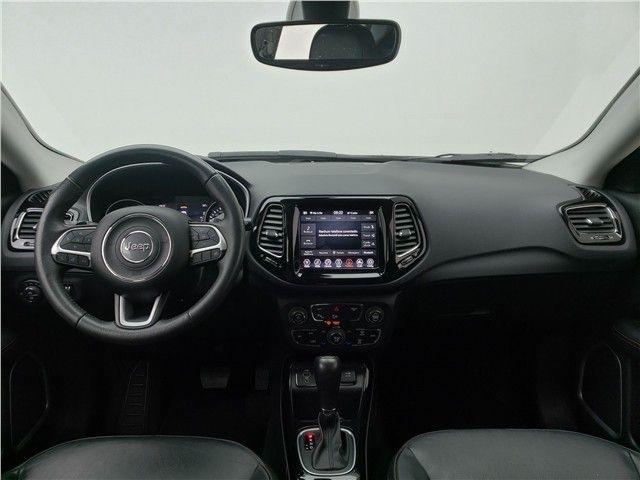 Jeep Compass 2019 2.0 16v flex limited automático - Foto 12