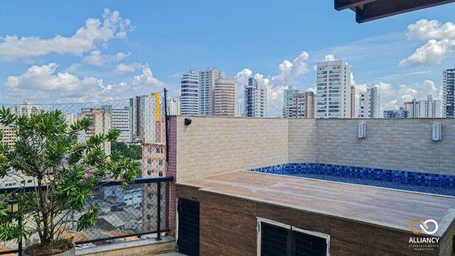 Bela Cobertura - Umarizal - Piscina - majestosa suíte - 2 vg  - Foto 17