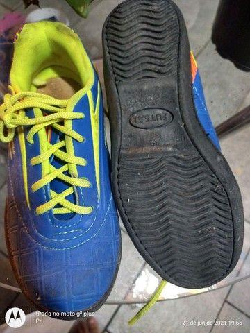 Sandália e chuteiras bem baratinhos - Foto 4