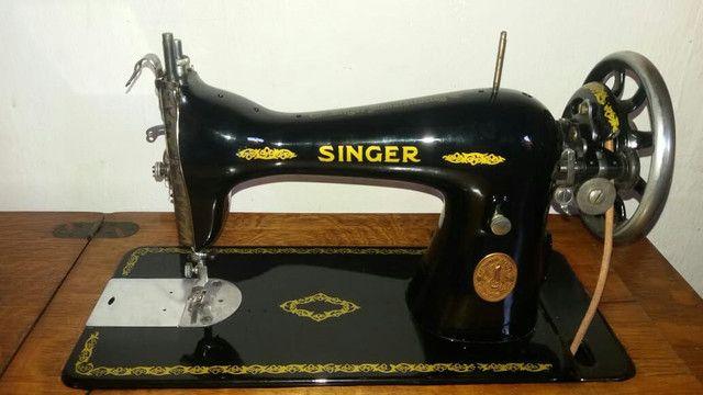 Máquina de costura relíquia  - Foto 2