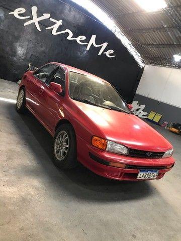 Subaru impreza manual 4x4