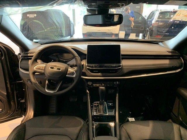 Jeep Compass  Longitude Motor 1.3 turbo flex. Série especial 80 anos.  - Foto 3